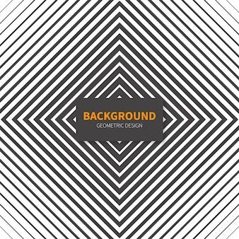 Abstrakter schwarzweiss-hintergrund im modernen design