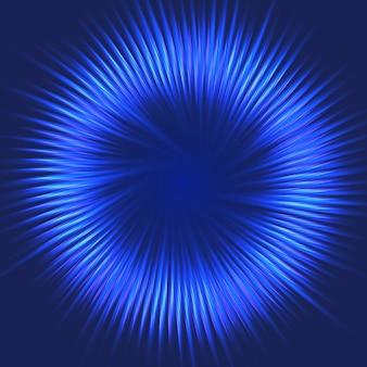 Abstrakter starburst