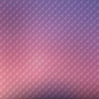 Abstrakter strukturierter polygonaler hintergrund.