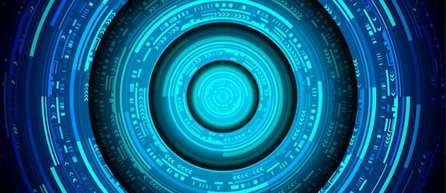Abstrakter technologiepartikelhintergrund