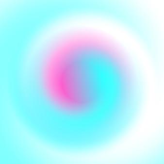 Abstrakter unscharfer mehrfarbiger wirbelhintergrund