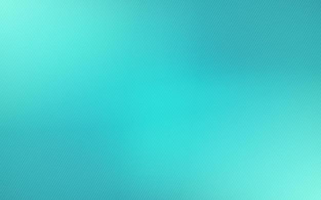 Abstrakter unscharfer türkisfarbener hintergrund und farbverlaufstextur für ihr grafikdesign