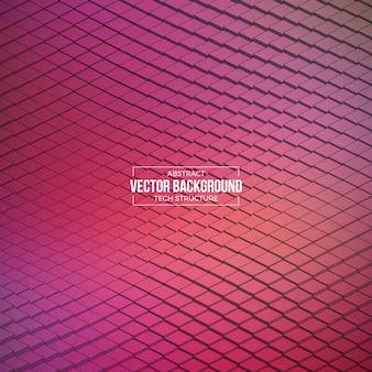 Abstrakter vektor-technologie-struktur-hintergrund