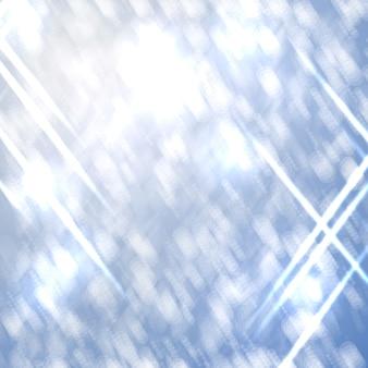 Abstrakter vektorhintergrund, bunte lichtelemente