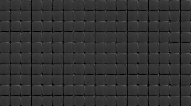 Abstrakter vektorhintergrund mit quadraten
