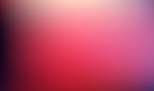Abstrakter verschwommener verlaufsgitterhintergrund in hellen farben. bunte glatte vorlage.