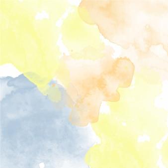 Abstrakter weicher aquarell-hintergrund