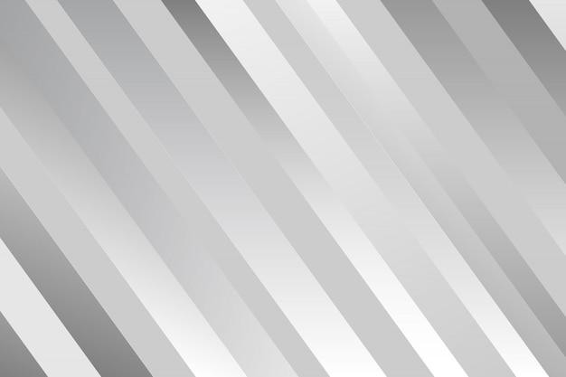 Abstrakter weißer hintergrund mit streifen.