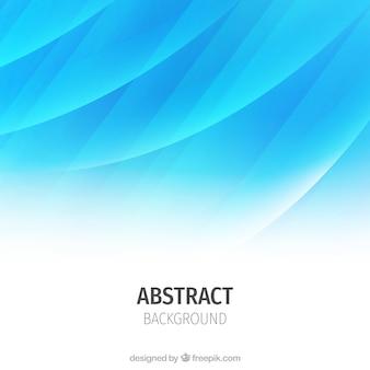Abstrakter wellenförmiger hintergrund, blaue farbe