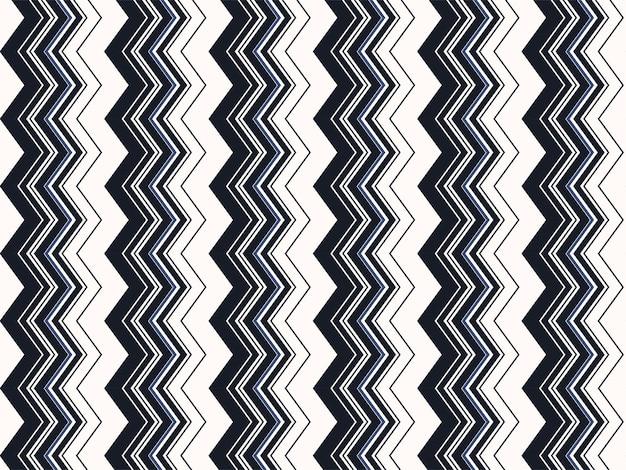 Abstrakter zickzack-linien-muster-hintergrund.
