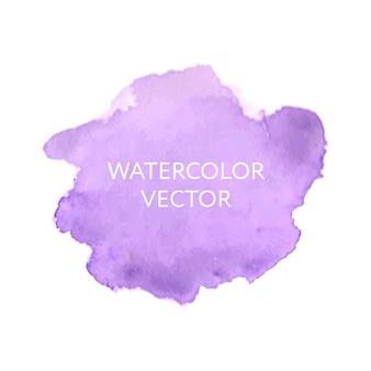 Abstraktes aquarellspritzen. aquarell tropfen Premium Vektoren