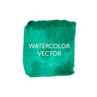 Abstraktes aquarellspritzen. Premium Vektoren