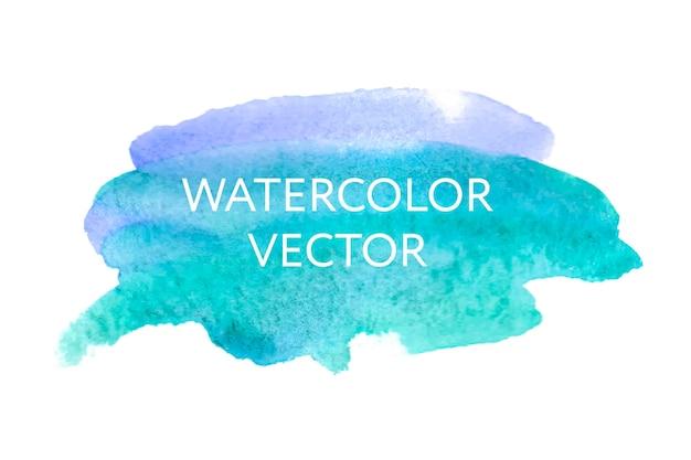 Abstraktes aquarellspritzen.