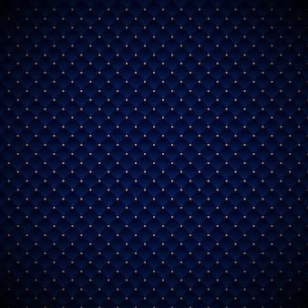 Abstraktes blaues geometrisches mustermuster der quadrate
