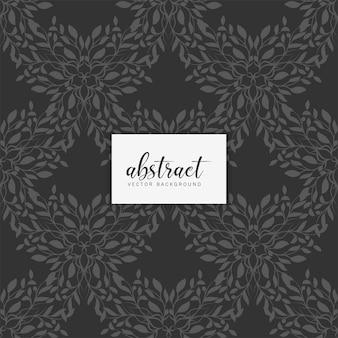 Abstraktes dekoratives nahtloses muster