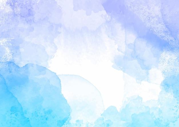 Abstraktes detailliertes aquarell textur hintergrunddesign