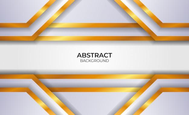 Abstraktes elegantes grau und gold