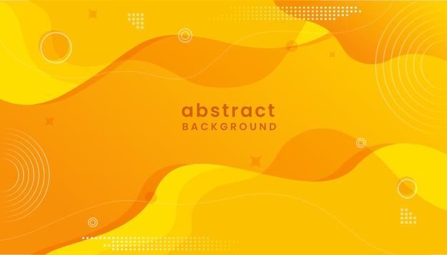 Abstraktes fließendes hintergrunddesign