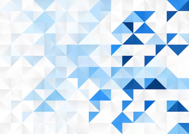 Abstraktes geometrisches design