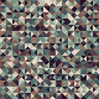 Abstraktes geometrisches hintergrundmosaik