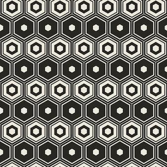 Abstraktes geometrisches muster für den hintergrund