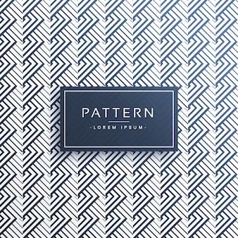 Abstraktes geometrisches Muster Hintergrunddesign