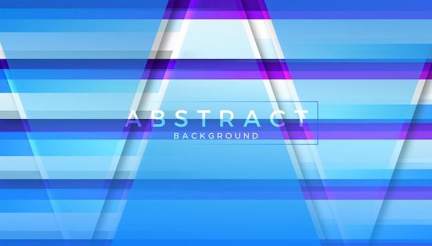 Abstraktes glasiges himmelblaue hintergrunddesign