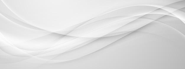 Abstraktes graues hintergrund-technologiekonzept
