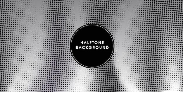 Abstraktes halbton-design