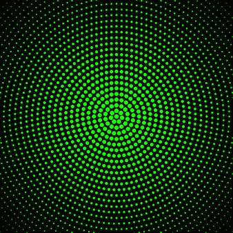 Abstraktes halbtonkreispunkthintergrunddesign
