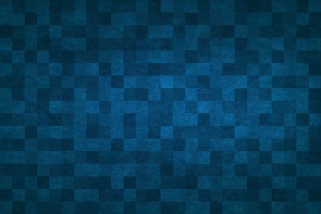 Abstraktes hintergrund-blau