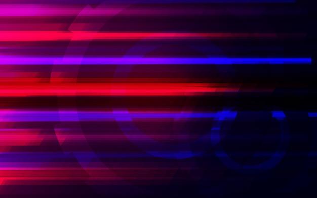 Abstraktes hintergrunddesign für zukünftige schnittstelle der technologie hud