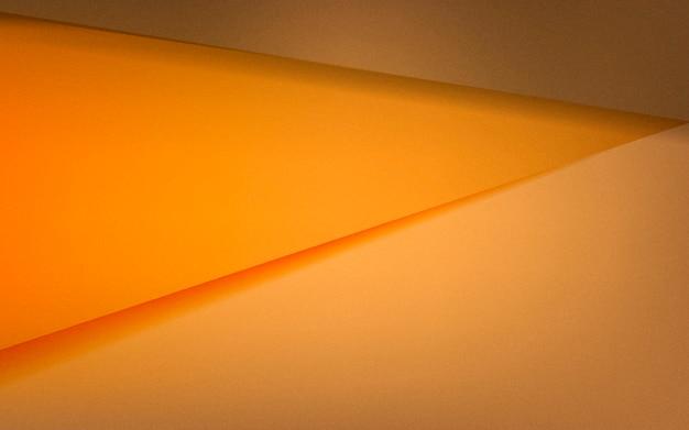 Abstraktes hintergrunddesign in orange