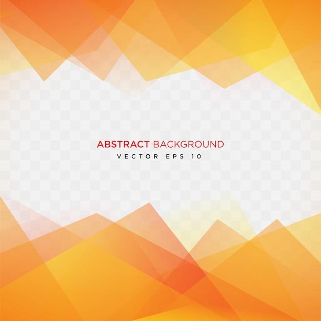Abstraktes hintergrunddesign mit polygonaler geometrischer form