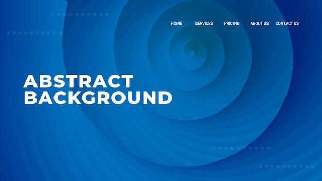 Abstraktes hintergrunddesign premium-vektor