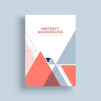 Abstraktes hintergrunddesign