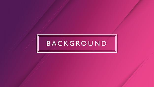 Abstraktes hintergrundsteigungsrosa und -purpur