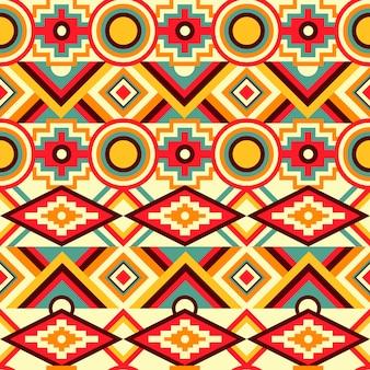 Abstraktes kaleidoskop-nahtloses muster.