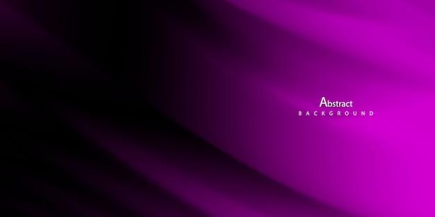 Abstraktes lila flüssiges gradientenhintergrundkonzept für ihr grafikdesign,