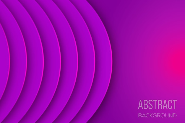 Abstraktes lila hintergrunddesign