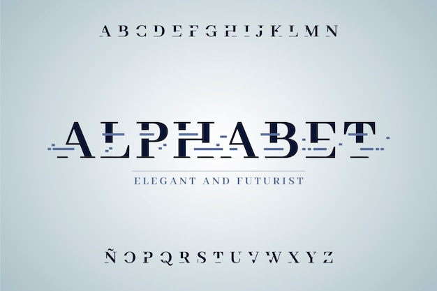 Abstraktes minimales alphabet