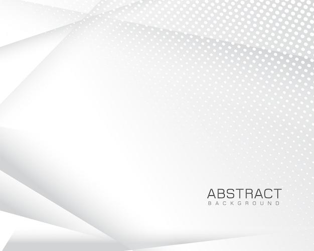 Abstraktes minimales halbtonhintergrunddesign