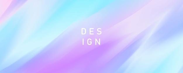 Abstraktes modell pastellfarbenes farbverlaufshintergrundkonzept für ihre grafische bunte layoutvorlage für broschüre