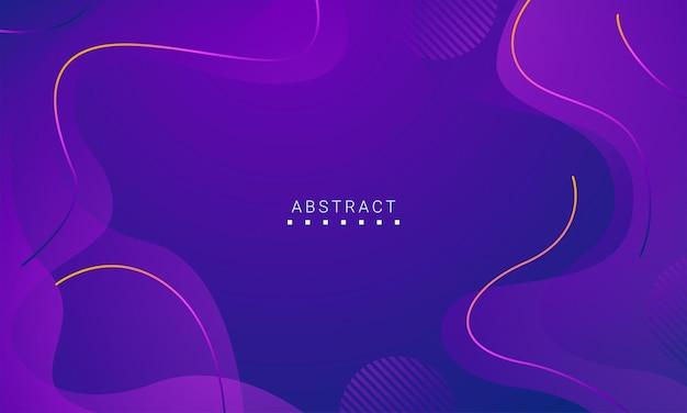 Abstraktes modernes grafisches element. vektor-illustration