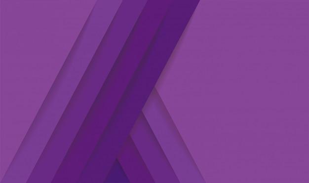 Abstraktes modernes purpur zeichnet hintergrund