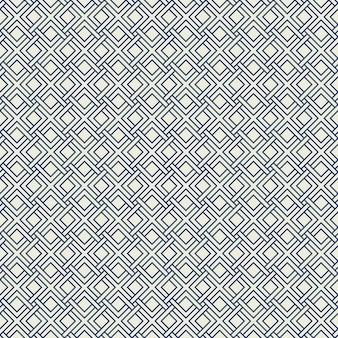 Abstraktes modernes quadratisches musterdesign des nahtlosen hintergrundes.