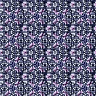 Abstraktes nahtloses geometrisches muster
