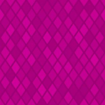 Abstraktes nahtloses muster aus kleinen rauten oder pixeln in lila farben