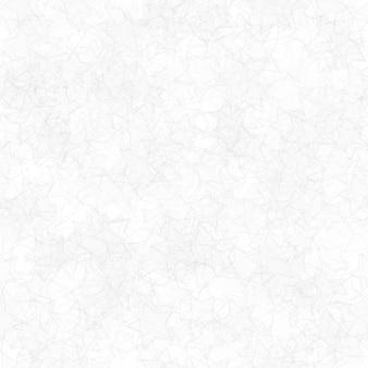 Abstraktes nahtloses muster von zufällig verteilten durchscheinenden sternen in weißen und grauen farben