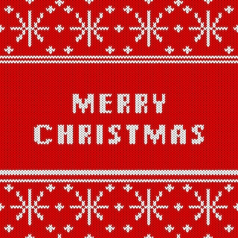 Abstraktes nahtloses strickmuster. stricken sie textur für neujahr, frohe weihnachten geschenkpapier.